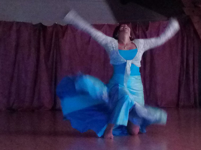 atelier de danse 7 déesses
