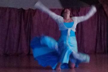 Danse et féminin sacré